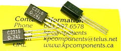 2SC2316 Transistor C2316 Case TO-92L