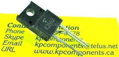 2SK2662/ K2662 N-Ch 500V, 5A MosFet. equivalent to STK830 - Toshiba - MOSFETs - KP Components Inc