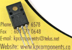 2SK3561 Mosfet K3561 Equivalent to TK8A50D - Toshiba - MOSFETs - KP Components Inc