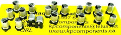 3.3uF 35V Chip Aluminum Capacitor/ Sony A-7096-092-A
