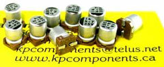 4.7uF 35V Chip Aluminum Capacitor/ Sony A-7096-102-A