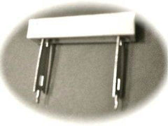 2.7 Ohm 5W Cement Resistor Vertical Mount - vendor-unknown - Resistor - KP Components Inc