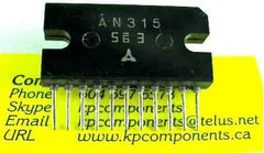 AN315 IC Audio Amplifier