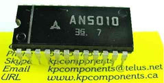 AN5010 IC Channel Selector