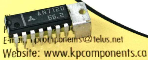 AN7120 Audio Amplifier Output IC