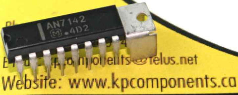 an7142 panasonic audio ic \u2013 kp components incStereo Amplifier Circuit With Ic An7142 #9
