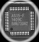 AS15-F Voltage Buffer IC AS15F
