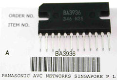 BA3936 New Original Panasonic IC's.