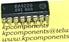 BA4220 IC AM-FM IF Demodulator