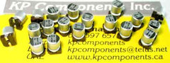 33uF 4V Chip Aluminum Capacitor - vendor-unknown - Capacitor - KP Components Inc