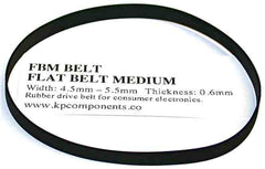 FBM8.0 Belt Flat Belt Medium 8.0 inches