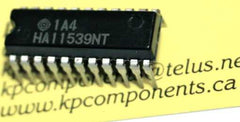 HA11539NT IC Interface Tuning System
