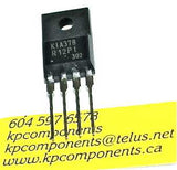 KIA378R12PI Regulator 4Pin 12V 3A