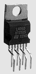 L4960 IC Regulator Equivalent to NTE7107