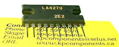 LA4270 IC Audio Amplifier