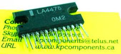 LA4475 IC Original Sanyo