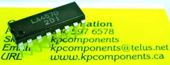 LA4570 IC Original Sanyo
