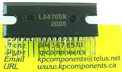 LA4705N IC Original Sanyo