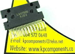 LA47505 IC for JVC Car Audio
