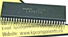 LA7671N IC Original Sanyo