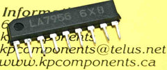 LA7956 IC Video Switch Circuit