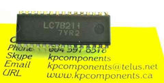 LC78211 Sanyo IC Equivalent to LC7815