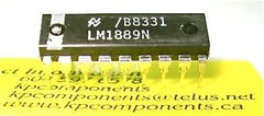 LM1889N IC Equivalent to NTE846