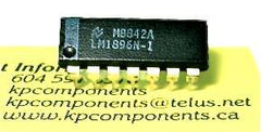 LM1896N-1 Audio IC LM1896N