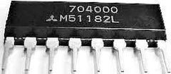 M51182L IC Audio Power Amplifier