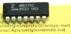 MB3752 IC Voltage Regulator