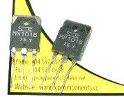 MN1016 MP1016 Pair of Sanken Transistors