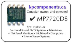 MP7720DS IC Single End Audio Amp