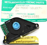 Mitsubishi 439P011030 Mode Switch