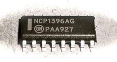 NCP1396AG  PWM Controller IC