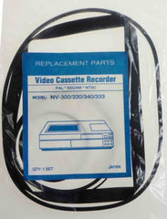 Panasonic VCR Belts Kit NV-300