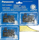 Panasonic VSS0091 Mode Select Switch