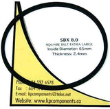 SBX8.0 Belt SCB8.1 Square VCR Belt
