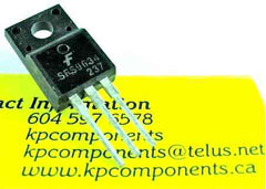 SFS9634 Mosfet High Speed Switching