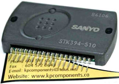 STK394-510 IC Convergence for SONY