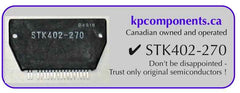 STK402-270 IC for JVC/SONY