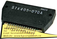 STK405-070A IC for Sony