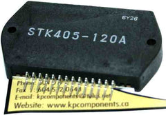 STK405-120A IC Audio Amplifier