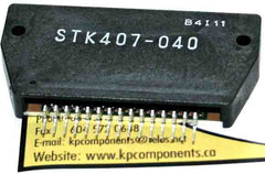 STK407-040 IC Audio Amplifier