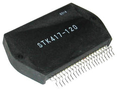 STK417-120 IC Audio Amplifier