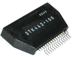 STK442-100 IC Audio Amplifier