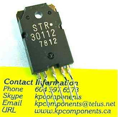 STR30112/ STR 30112 Original Sanken IC