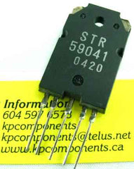 STR59041 Regulator IC STR 59041