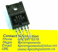 STRD1706 IC STR D1706 Regulator IC