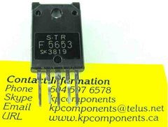 STRF5653 Regulator IC STR F5653