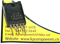 STRF6268 Regulator IC STR F6268